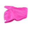 Orange85 Haarhanddoek Microvezel Duurzaam Roze 62 x 40 x 22,5 cm Polyester Extra Zacht Lang Haar Badkamer