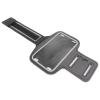 Orange85 Hardloop Telefoonhouder Iphone 11 Zwart 2 stuks voor Arm met Klittenband Hardloop Accessoires