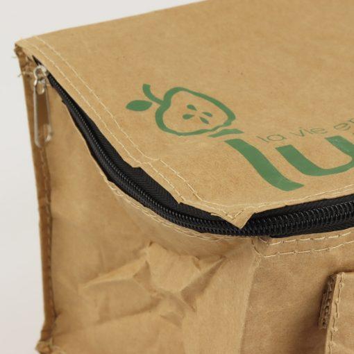 Orange85 Snackbox Kinderen Bruin 22 x 17 x 17 cm Rechthoekig Snackdoosjes Ecologisch Voedsel Bewaren 3_detail