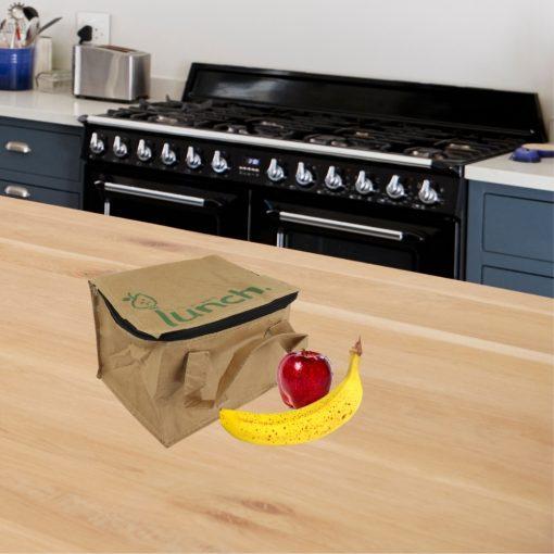 Orange85 Snackbox Kinderen Bruin 22 x 17 x 17 cm Rechthoekig Snackdoosjes Ecologisch Voedsel Bewaren 4_sfeer