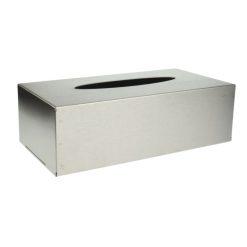 Tissuehouder box vooraanzicht