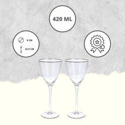 Wijnglazen luxe USP