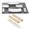 Sushi servies set vooraanzicht