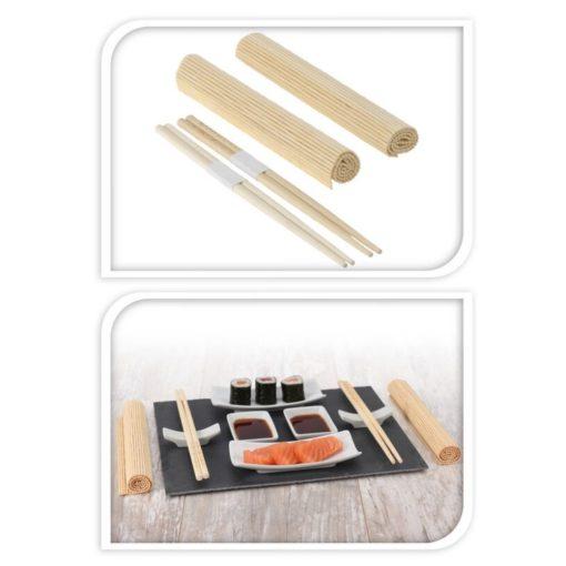 Sushi servies set detail