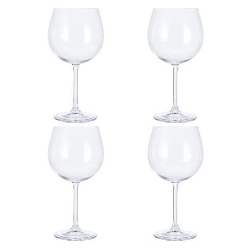 Gin Tonic glazen vooraanzicht