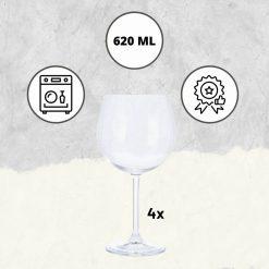 Gin Tonic glazen USP
